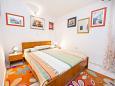 Bedroom 2 - Apartment A-461-c - Apartments Grebaštica (Šibenik) - 461