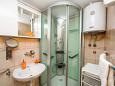 Bathroom 1 - Apartment A-461-d - Apartments Grebaštica (Šibenik) - 461