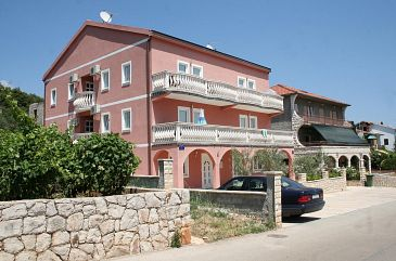 Property Stari Grad (Hvar) - Accommodation 4618 - Apartments with pebble beach.