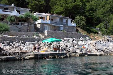 Property Uvala Solotiša (Hvar) - Accommodation 4623 - Apartments near sea.