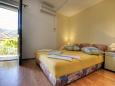 Bedroom - Studio flat AS-4625-a - Apartments Stari Grad (Hvar) - 4625