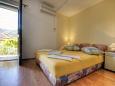 Stari Grad, Bedroom u smještaju tipa studio-apartment, WIFI.