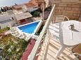 Balkon 1 - Apartament A-4632-b - Kwatery Duće (Omiš) - 4632