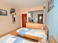 Bedroom - Studio flat AS-4632-a - Apartments and Rooms Duće (Omiš) - 4632