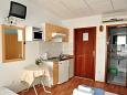 Kitchen - Studio flat AS-4632-d - Apartments and Rooms Duće (Omiš) - 4632