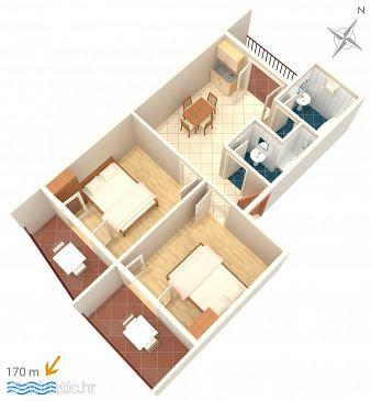 Apartment A-4651-a - Apartments Podstrana (Split) - 4651