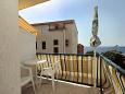 Balcony - Studio flat AS-4652-b - Apartments Nemira (Omiš) - 4652