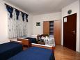 Bedroom - Studio flat AS-4652-b - Apartments Nemira (Omiš) - 4652