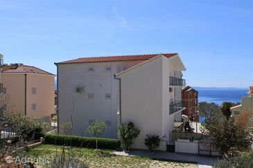 Property Nemira (Omiš) - Accommodation 4652 - Apartments with pebble beach.