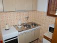 Bušinci, Kitchen u smještaju tipa apartment, WIFI.