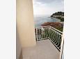 Balcony 2 - Apartment A-4670-a - Apartments and Rooms Podgora (Makarska) - 4670