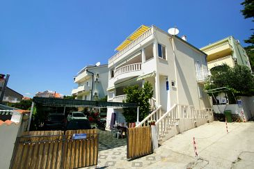 Property Promajna (Makarska) - Accommodation 4671 - Apartments with pebble beach.