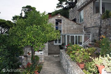 Property Dubrovnik (Dubrovnik) - Accommodation 4691 - Apartments near sea with pebble beach.
