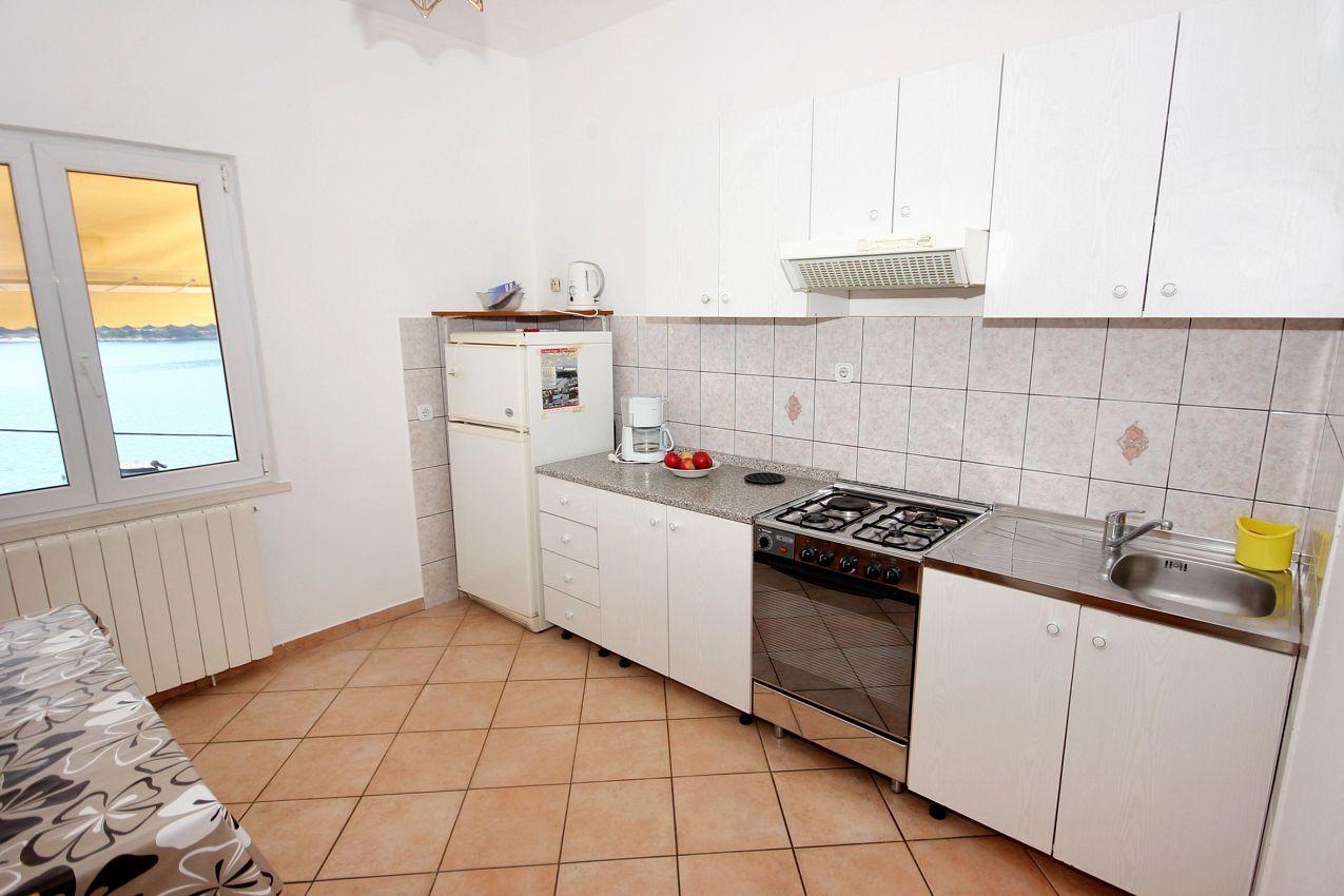 Apartmán na pláži v meste Štikovica - 4706