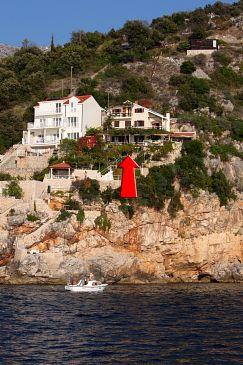 Štikovica, Dubrovnik, Obiekt 4708 - Willa blizu mora.