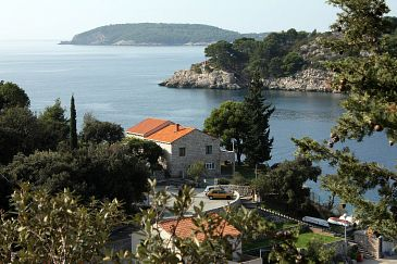 Property Štikovica (Dubrovnik) - Accommodation 4717 - Apartments near sea.