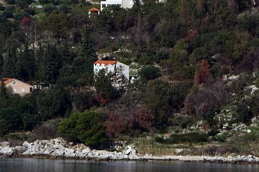 Property Soline (Dubrovnik) - Accommodation 4722 - Apartments near sea with rocky beach.