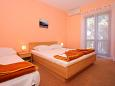 Bedroom - Room S-4733-j - Apartments and Rooms Cavtat (Dubrovnik) - 4733
