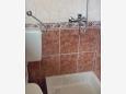 Bathroom - Studio flat AS-4734-c - Apartments Podaca (Makarska) - 4734