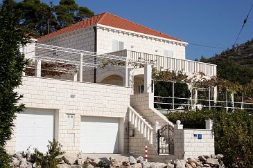 Property Orašac (Dubrovnik) - Accommodation 4741 - Rooms with pebble beach.