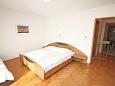 Slano, Bedroom 1 u smještaju tipa apartment, WIFI.