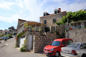 Property Mlini (Dubrovnik) - Accommodation 4756 - Vacation Rentals with pebble beach.