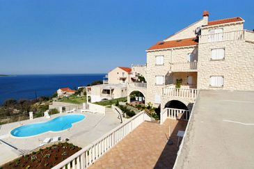 Property Soline (Dubrovnik) - Accommodation 4762 - Apartments with rocky beach.