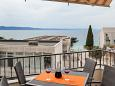 Terrace - view - Apartment A-4782-a - Apartments Podgora (Makarska) - 4782