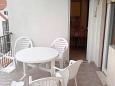Terrace - Apartment A-4796-a - Apartments Duće (Omiš) - 4796