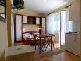 Bedroom - Studio flat AS-4798-b - Apartments Duće (Omiš) - 4798