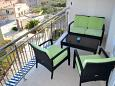 Terrace 1 - Apartment A-4799-a - Apartments Duće (Omiš) - 4799