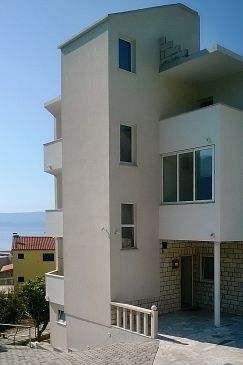 Property Duće (Omiš) - Accommodation 4799 - Apartments with sandy beach.