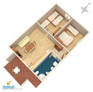 Apartment A-4859-b - Apartments Podstrana (Split) - 4859