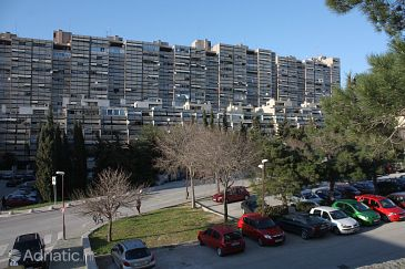 Property Split (Split) - Accommodation 4860 - Apartments with pebble beach.