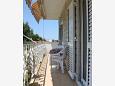 Balcony - Apartment A-4865-a - Apartments Rogoznica (Rogoznica) - 4865