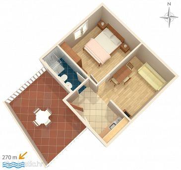 Apartment A-487-b - Apartments Srima - Vodice (Vodice) - 487