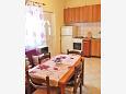 Kitchen - Apartment A-4871-b - Apartments Slatine (Čiovo) - 4871