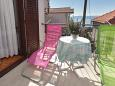 Terrace 2 - Apartment A-4872-a - Apartments Brela (Makarska) - 4872