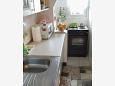 Kitchen - Apartment A-4884-a - Apartments Seget Vranjica (Trogir) - 4884