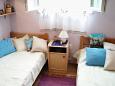 Bedroom 1 - Apartment A-4884-a - Apartments Seget Vranjica (Trogir) - 4884