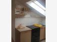 Kitchen - Apartment A-4884-b - Apartments Seget Vranjica (Trogir) - 4884