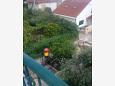 Terrace - view - Apartment A-4884-b - Apartments Seget Vranjica (Trogir) - 4884