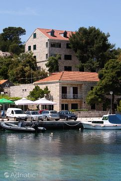 Property Pomena (Mljet) - Accommodation 4919 - Apartments and Rooms near sea.