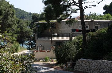 Property Saplunara (Mljet) - Accommodation 4922 - Apartments near sea with sandy beach.