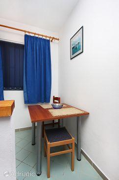 Saplunara, Dining room u smještaju tipa apartment, WIFI.