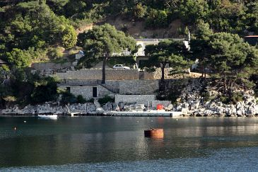 Property Saplunara (Mljet) - Accommodation 4932 - Apartments near sea with sandy beach.