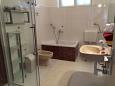 Bathroom - Apartment A-4952-a - Apartments Banjol (Rab) - 4952