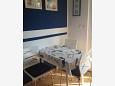 Dining room - Apartment A-4961-a - Apartments Lopar (Rab) - 4961