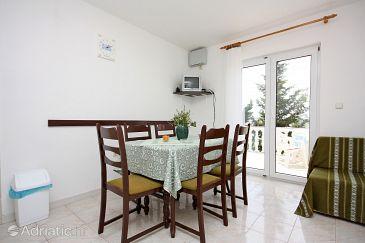 Barbat, Dining room u smještaju tipa apartment, WIFI.