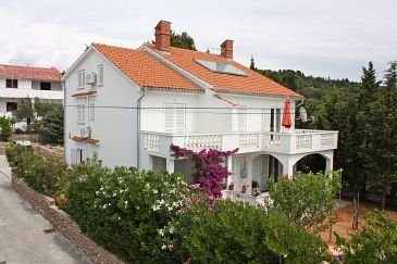 Property Barbat (Rab) - Accommodation 4962 - Apartments with pebble beach.